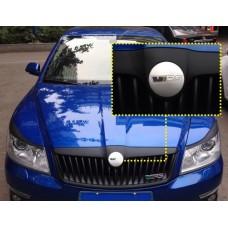 Значок решетки радиатора и багажника RS для Skoda Octavia