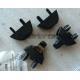 Комплект черных элементов салона GTI для Фольксваген Polo
