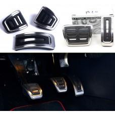 Штатные накладки на педали для Volkswagen Polo