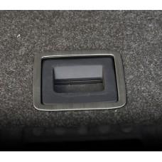 Декоративная накладка на ручку пола багажника Volkswagen Golf / Tiguan