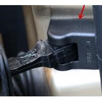 Защитные колпачки для дверных петель
