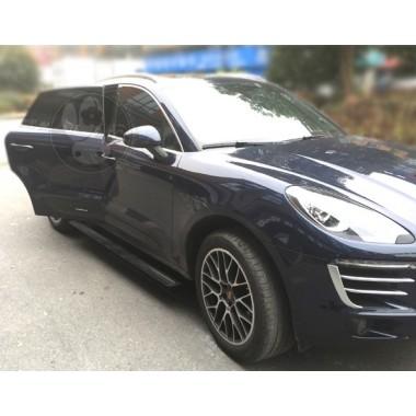 Выдвижные пороги для Porsche Cayenne / Macan