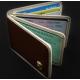 Комплект ключница + бумажник с логотипом Ауди / Шкода / Фольксваген