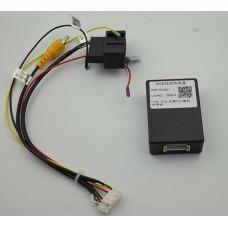 Конвертор с RGB в AV для подключения штатных камер к RCD 330