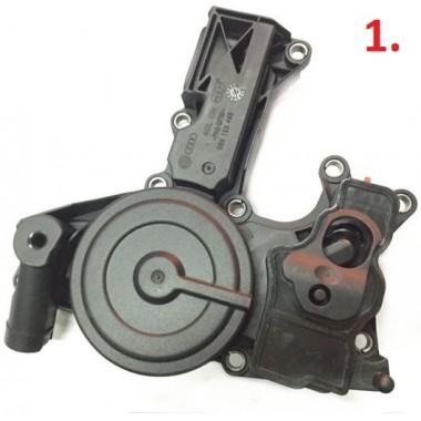 Клапан вентиляции картерных газов для двигателей 1.8TSI, 2.0 TSI