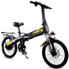 Складной электро-велосипед PrideX1