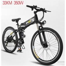 Складной электро-велосипед PrideH1