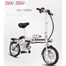 Складной мини электро-велосипед Mini P8