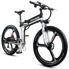 Электрический складной велосипед Z1