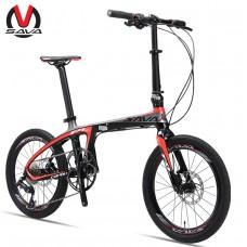 Карбоновый складной велосипед SAVA Z1