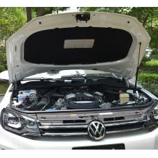 Штатная шумоизоляция капота для Volkswagen Tiguan / Touran / Touareg