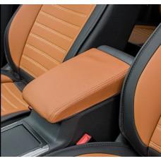 Кожаная накладка на подлокотник для Volkswagen Passat B8