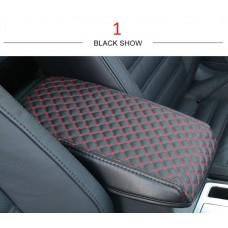 Кожаная накладка на подлокотник для Volkswagen Golf / Jetta / Passat B6 / B7 / CC