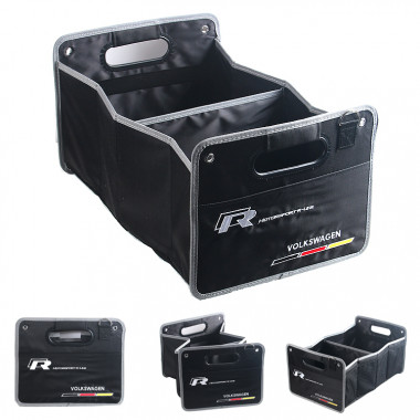 Раскладной бокс R-line для хранения вещей в багажнике