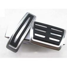 Накладки на педали для Audi Q7, Volkswagen Touareg, Porsche Cayenne