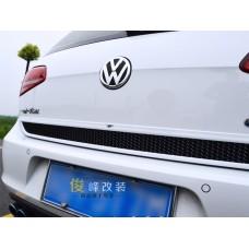 Декоративная накладка ABT на заднюю дверь Volkswagen Golf 7