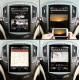 Android магнитола 10,4 дюйма в стиле Tesla для Opel Insignia