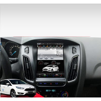 Android магнитола 10,4 дюйма в стиле Tesla для Ford Focus