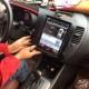 Android магнитола 10,4 дюйма в стиле Tesla для KIA Cerato