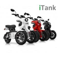 Электро трайк трицикл iTank