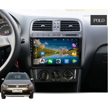 Android магнитола 9 дюймов для Фольксваген Polo