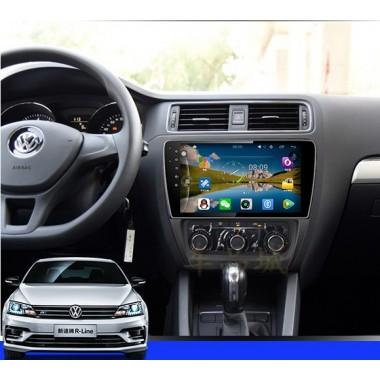 Android магнитола 10.2 дюйма для Volkswagen Jetta 6