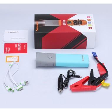 Пуско-зарядное устройство (jump starter) Newsmy S800