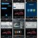 Android магнитола в стиле Тесла для Infiniti Q50