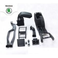 Штатный подлокотник Jumbo Box для Skoda Octavia, Superb