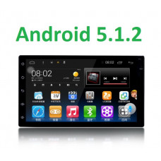 Android магнитола 2 din ZX 701