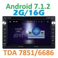 Мощная Android магнитола 2 din QS-9813K  для Фольксваген Polo, Passat B5, Golf4