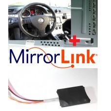 Супермодуль мультируля и Mirrorlonk для магнитолы RCD 330 Plus Desay
