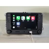 Штатная магнитола RCD 330 Plus с CarPlay для Skoda
