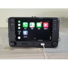 Штатная магнитола RCD 330 Plus с CarPlay для Шкода