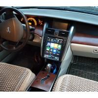 Android магнитола в стиле Тесла для Nissan Teana J31