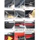 Кожаные вставки в карты дверей для Фольксваген Jetta