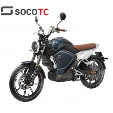 Электробайк SOCO Super, Lite, Pro, TC и Terminator 2 Edition