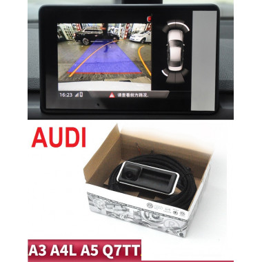Обновленная оригинальная камера заднего вида Ауди A3, A4, A5, Q7, TT