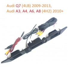 Камера заднего вида для Audi Q7 (4LB) 2009-2013, Audi A8 (4H2) 2010+