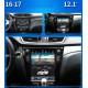 Android магнитола в стиле Tesla для Nissan QASHQAI 2014-2017