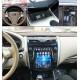 Android магнитола в стиле Tesla для Nissan Teana 2014-2017