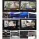 3D парковочная система с круговым обзором на 360 градусов