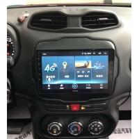 Штатная магнитола на Android для Jeep Renegade