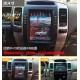 Андройд магнитола в стиле Тесла для Lexus GX470 2004-2009