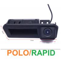 Камера заднего вида в ручку двери для Фольксваген Polo, Шкода Rapid