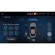 TPMS система мониторинга за давлением в шинах для Андройд магнитол