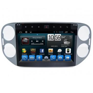 Андройд магнитола 10,1 дюйма для Volkswagen Tiguan
