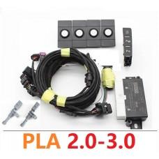 Комплект автоматической парковки PLA 2.0 + PLA 3.0 для Volkswagen Golf 7