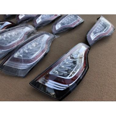 Задняя рестайлинговая LED оптика для Ауди Q7