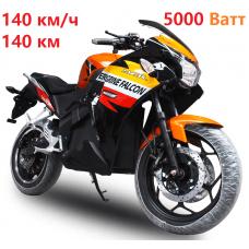 Электро спортбайк CBR 5000